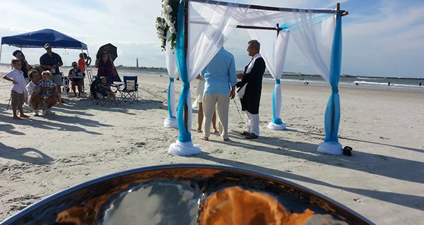 Wedding Steel Drums
