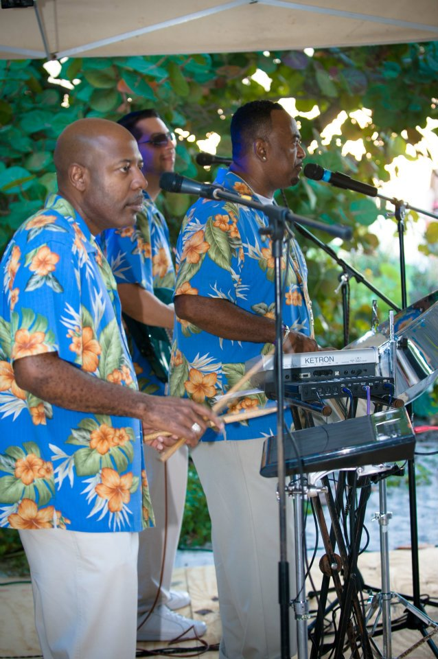 Cocobean Productions: The Caribbean Crew Steel Drum Band
